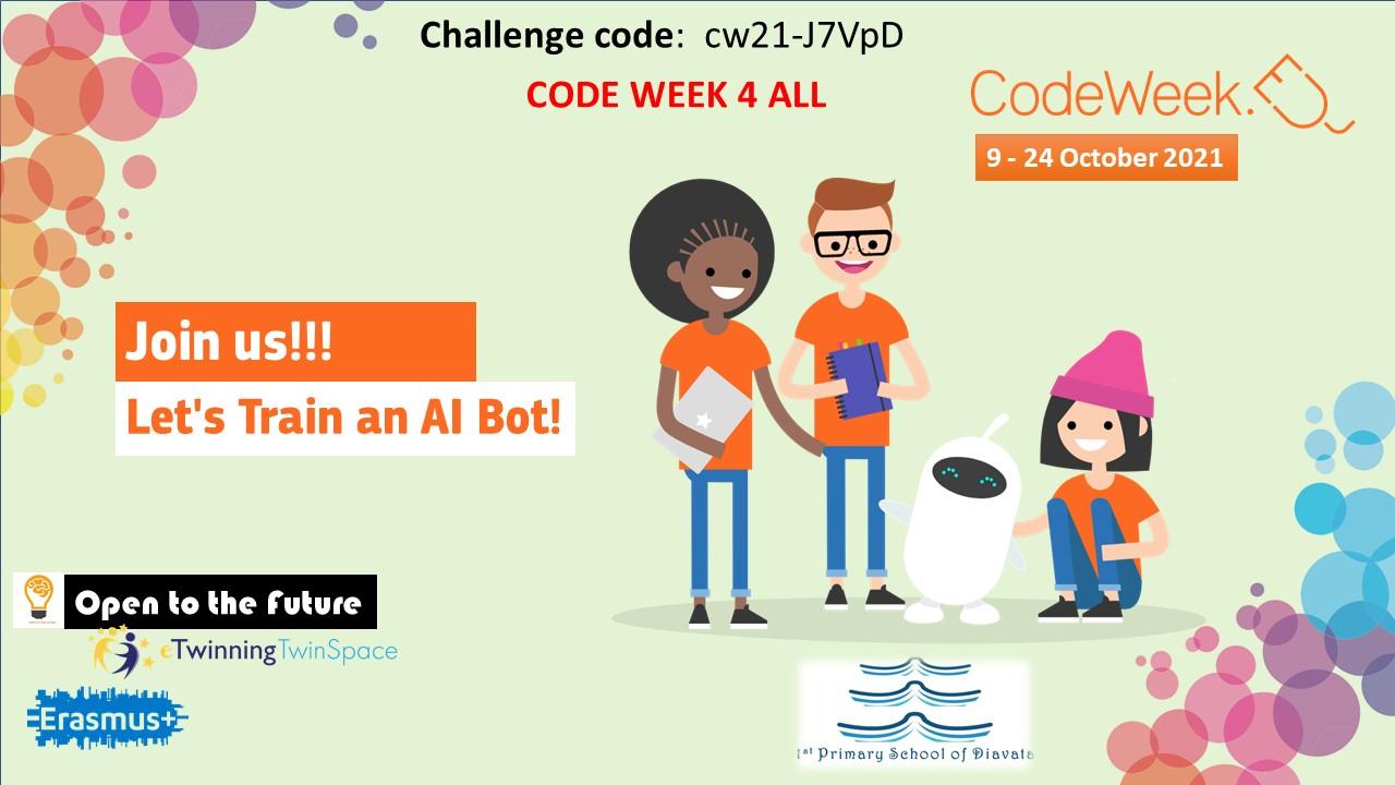 Let;s Train an AI Bot